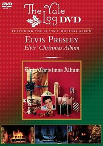 Elvis Christmas / Yule Log [Import]