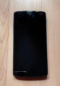 NEXUS 5 - 16gb - Écran Scrap - 60$