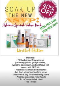 Arbonne New Products 2018