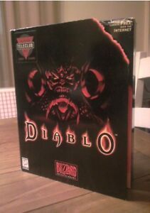 Looking for boxed Diablo 1 and 2