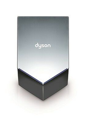 Dyson Airblade V Hand Dryer Hu-02 Sprayed Nickel High Voltage 200-240v Ada