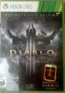Xbox 360 Diablo 3 Reaper of Souls