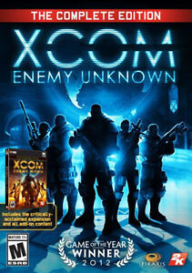 XCOM: Enemy Unknown - Complete Edition (PC) - $20