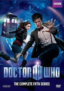 Doctor Who The Complete Fifth Series DVD Boxset