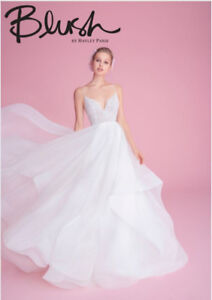 BLUSH BY HAYLEY PAGE WEDDING DRESSES AND TRUNK SHOW!