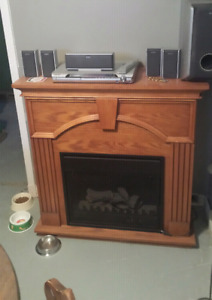 Electric Fireplace ( 1 )
