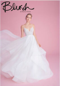 HAYLEY PAIGE WEDDING DRESS FALL 2018 FIRST LOOK -TRUNK SHOW