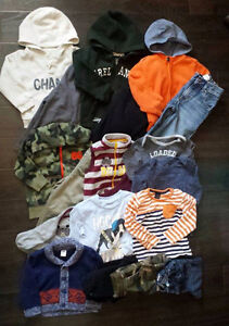Fall clothing for baby boy size 18-24 months