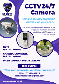 Ring doorbell installation/ CCTV INSTALLATION/ DASH CAM