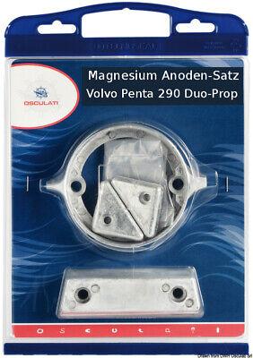 DP ersetzt 852835 Zinkanode für Volvo Penta AQ 290
