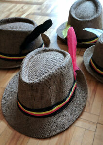Brand new Classy Oktoberfest hat with feather