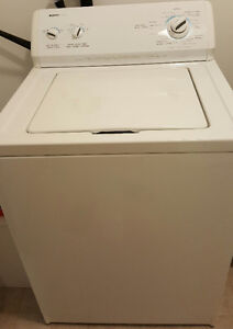 Kenmore 600 series washer and dryer combo