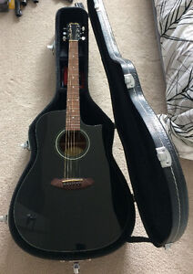 FENDER Acoustic Guitar. Brand New condition