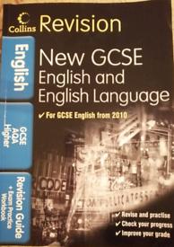 Gcse Collins maths and English books