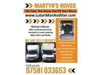 Martyn's Moves Removals We Will Beat Any Genuine Like For Like Removal Quote