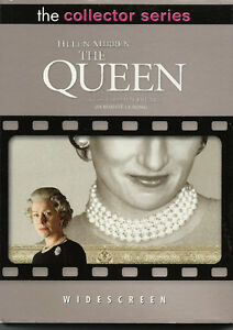"DVD ""The Queen"" ~ anglais et français"