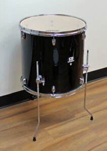 WTB CB BLACK FLOOR TOM DRUM