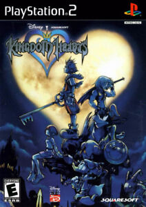 Kingdom Hearts PS2 video game