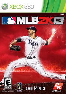 MLB 2K11 2K12 OU 2K13 XBOX 360