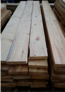 Boards Pine & Spruce Rough Lumber for Floors & Walls