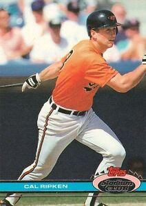 1991 Topps Stadium Club Baseball Card Set #1-600 Incl 27 Rookies London Ontario image 4