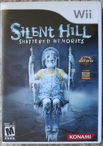 Silent Hill Shattered Memories Wii Edition