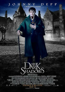 Dark Shadows (blu-ray) Regina Regina Area image 1