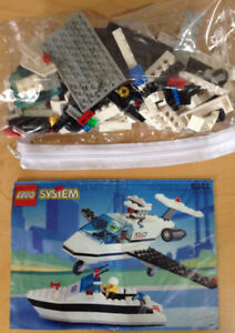 6344 Lego Town Jet Speed Justice