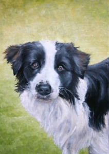 Pet Oil Portraits (Quality paintings on canvas)