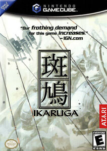 Looking for / Cherche Ikaruga Nintendo Gamecube