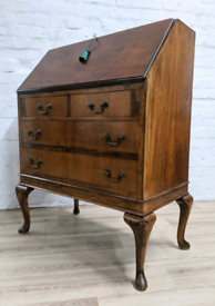 Queen Anne Style Writing Bureau (DELIVERY AVAILABLE)