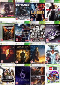 Wanted:  PAL Version XBOX 360 Games