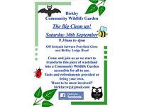 Community Wildlife Garden