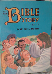 THE BIBLE STORY Complete 10 Volume Set (Hardcover)