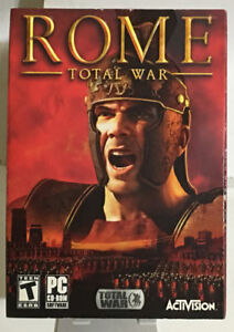 Rome; Total War (PC) DVD
