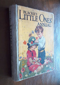 Blackie's Little Ones' Annual, circa 1930's