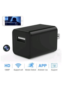 High definition spy cam with motion and wifi