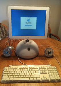 Collectable Apple Dome iMac