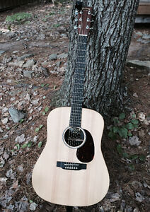 Martin DX1AE Acoustic/Electric Guitar for sale!