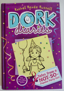 Dork Diaries #2 Not-So-Popular Party Girl by R. Russell