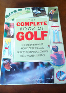 The Complete Book of Golf, 1993 Kitchener / Waterloo Kitchener Area image 1