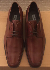 NEW Johnston & Murphy Brown Men's Dress Shoes