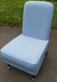 Sofa light blue
