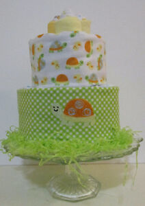 Diaper cakes for boys and girls Cambridge Kitchener Area image 9