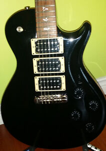 Like New PRS Chris Henderson USA Made guitar- CoA - Birds - OHSC