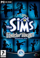 The Sims Makin' Magic expansion