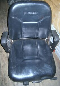 Nissan Heavy Equipment Seat - NEW & Used
