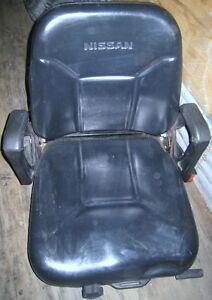 Nissan Heavy Equipment Seat - NEW & Used London Ontario image 1