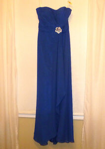Royal Blue Bridesmaid Dress St. John's Newfoundland image 1