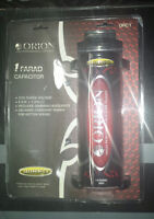 ORION 1 FARAD STIFFENING CAPACITOR $99. EACH